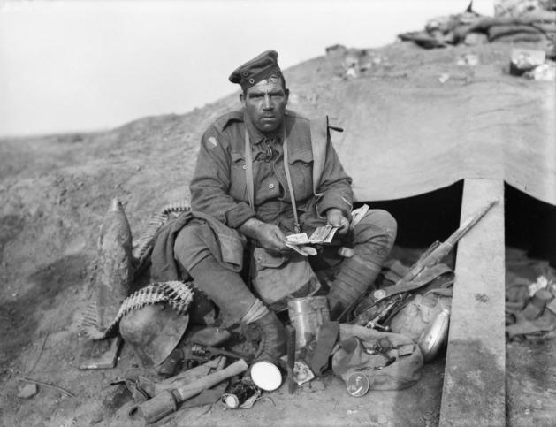 John_Hines_-_AIF_Souvenir_King_1917